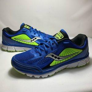 Boys Saucony Kinvara 5 Running Sneaker Size 6M.